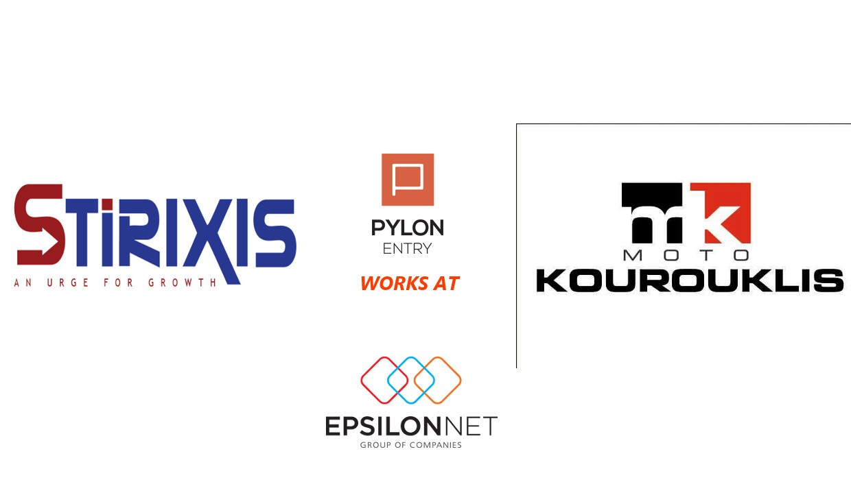 ΔΕΛΤΙΟ ΤΥΠΟΥ – Pylon Entry από την Stirixis στην Moto Kourouklis