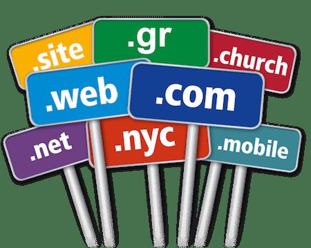 Κατωχύρωση Domain Name